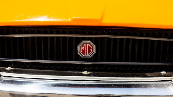 1971 MGB Roadster For Sale (picture 123 of 141)