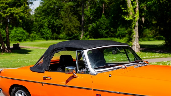 1971 MGB Roadster For Sale (picture 79 of 141)