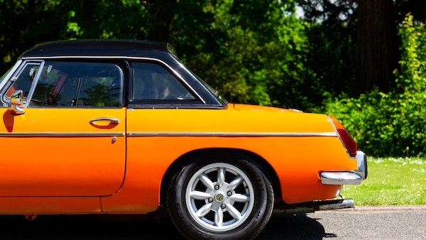 1971 MGB Roadster For Sale (picture 109 of 141)