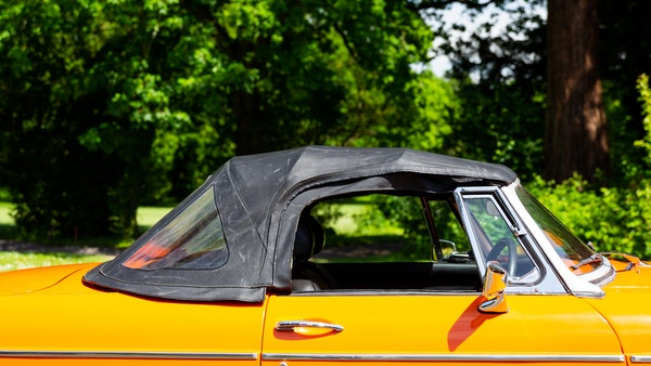 1971 MGB Roadster For Sale (picture 80 of 141)