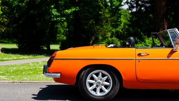 1971 MGB Roadster For Sale (picture 128 of 141)