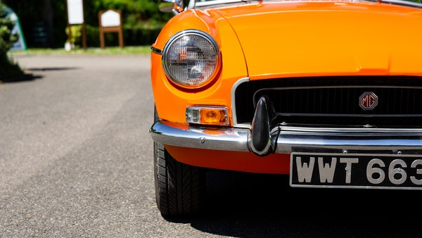 1971 MGB Roadster For Sale (picture 117 of 141)