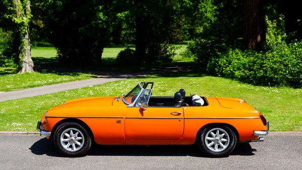1971 MGB Roadster For Sale (picture 6 of 141)