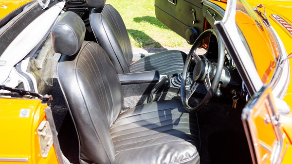 1971 MGB Roadster For Sale (picture 73 of 141)