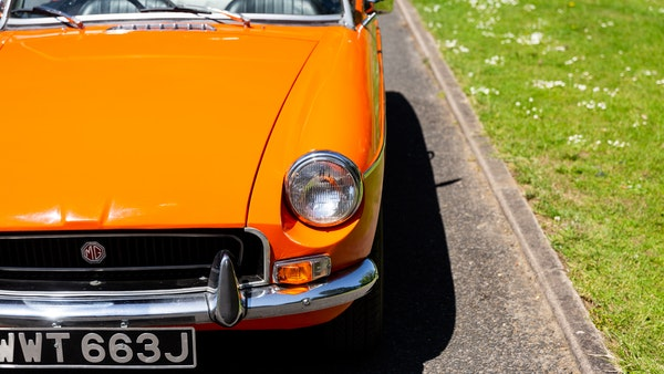 1971 MGB Roadster For Sale (picture 118 of 141)