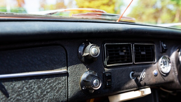 1971 MGB Roadster For Sale (picture 39 of 141)