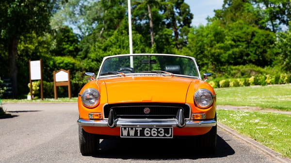 1971 MGB Roadster For Sale (picture 5 of 141)