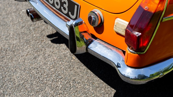 1971 MGB Roadster For Sale (picture 103 of 141)