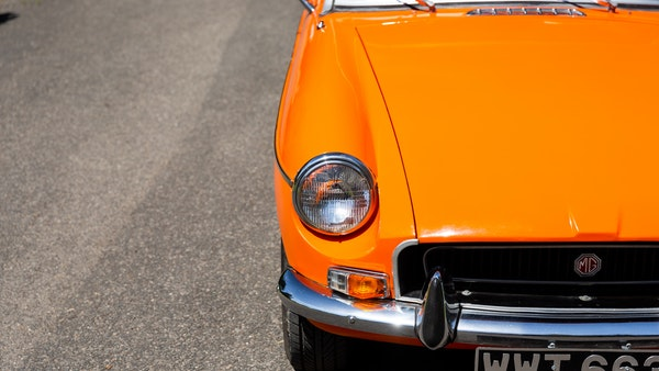 1971 MGB Roadster For Sale (picture 115 of 141)