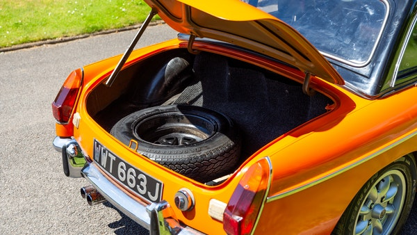 1971 MGB Roadster For Sale (picture 88 of 141)