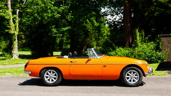 1971 MGB Roadster For Sale (picture 12 of 141)