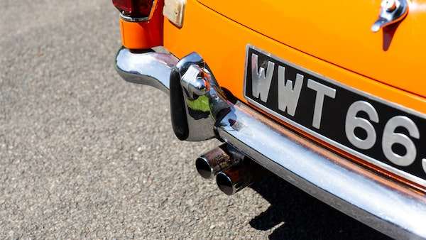 1971 MGB Roadster For Sale (picture 101 of 141)