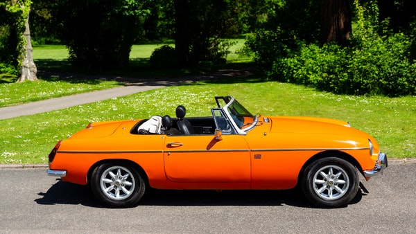 1971 MGB Roadster For Sale (picture 11 of 141)