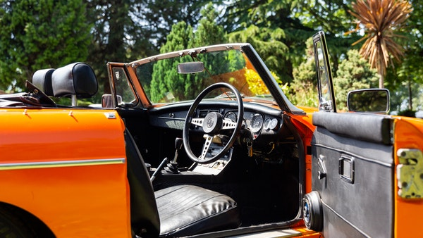 1971 MGB Roadster For Sale (picture 43 of 141)