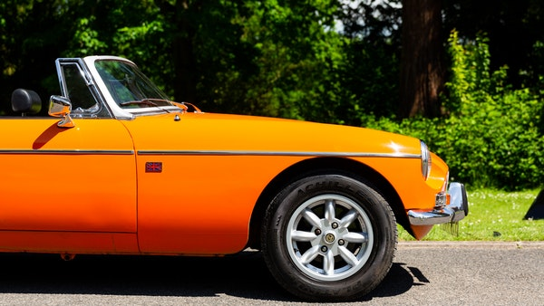 1971 MGB Roadster For Sale (picture 127 of 141)