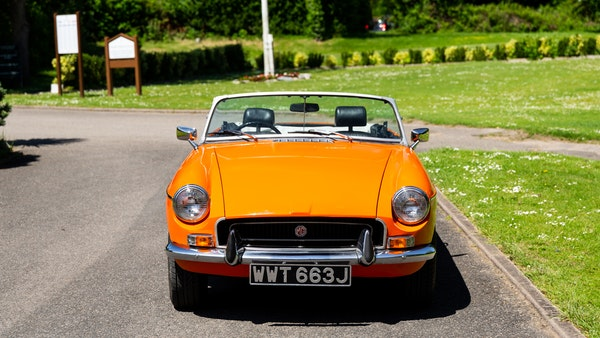 1971 MGB Roadster For Sale (picture 4 of 141)