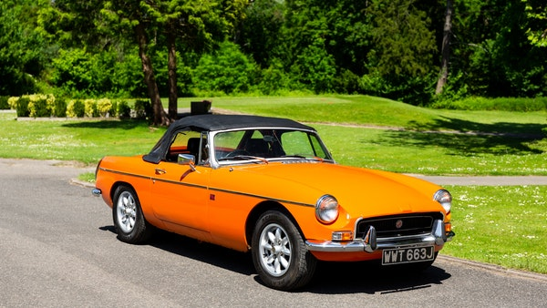 1971 MGB Roadster For Sale (picture 13 of 141)