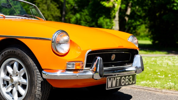 1971 MGB Roadster For Sale (picture 125 of 141)
