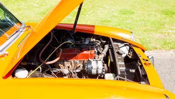 1971 MGB Roadster For Sale (picture 134 of 141)