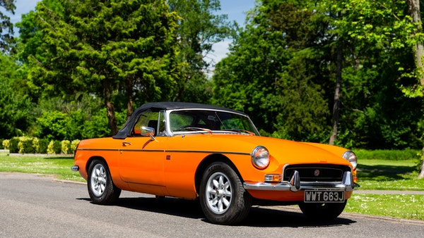 1971 MGB Roadster For Sale (picture 14 of 141)