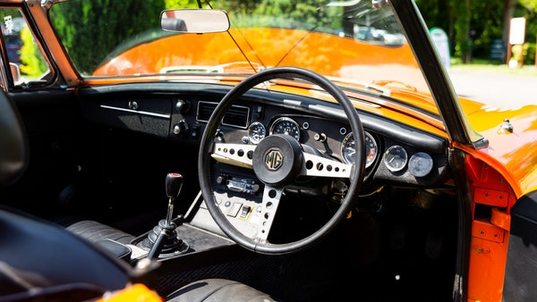 1971 MGB Roadster For Sale (picture 23 of 141)