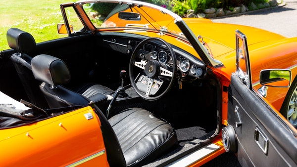1971 MGB Roadster For Sale (picture 22 of 141)