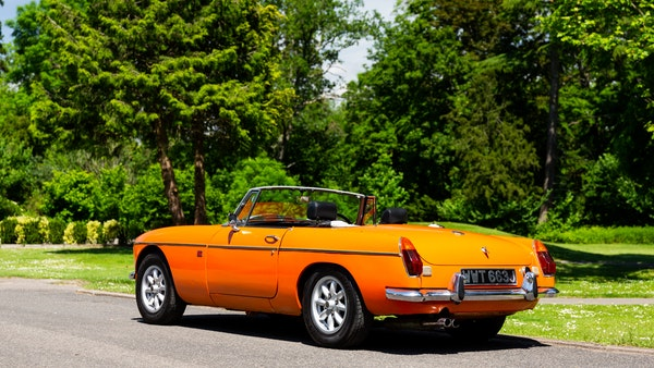 1971 MGB Roadster For Sale (picture 7 of 141)