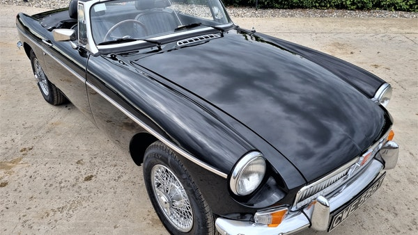 1979 MGB Roadster For Sale (picture 4 of 109)