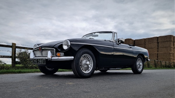 1979 MGB Roadster For Sale (picture 3 of 109)