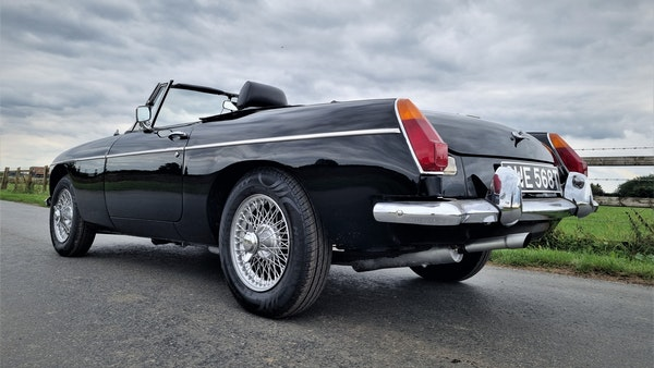 1979 MGB Roadster For Sale (picture 71 of 109)