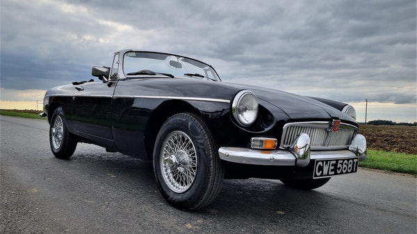 1979 MGB Roadster For Sale (picture 7 of 109)