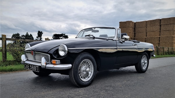 1979 MGB Roadster For Sale (picture 1 of 109)