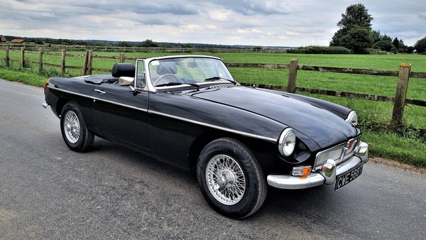 1979 MGB Roadster For Sale (picture 20 of 109)