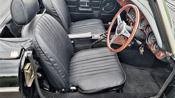 1979 MGB Roadster For Sale (picture 51 of 109)
