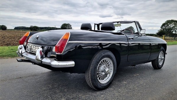 1979 MGB Roadster For Sale (picture 25 of 109)