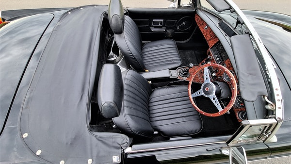 1979 MGB Roadster For Sale (picture 39 of 109)