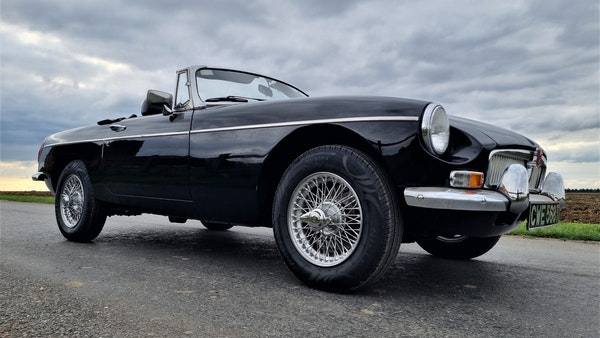 1979 MGB Roadster For Sale (picture 10 of 109)