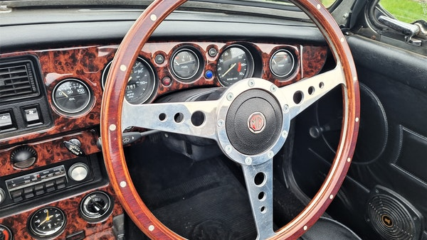 1979 MGB Roadster For Sale (picture 34 of 109)