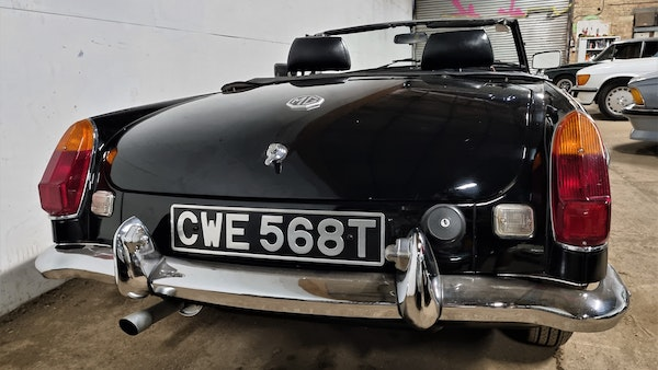 1979 MGB Roadster For Sale (picture 26 of 109)
