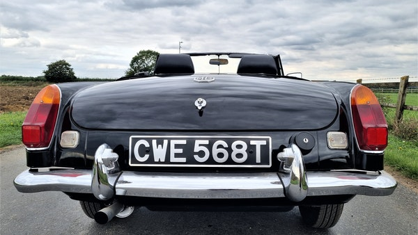 1979 MGB Roadster For Sale (picture 70 of 109)