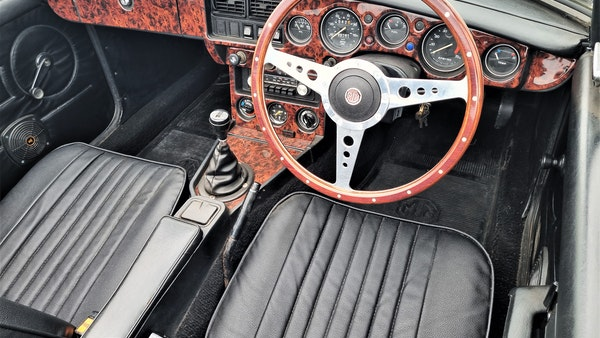 1979 MGB Roadster For Sale (picture 37 of 109)