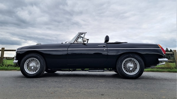 1979 MGB Roadster For Sale (picture 16 of 109)