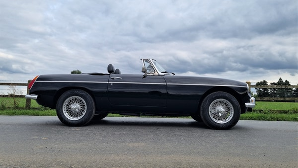 1979 MGB Roadster For Sale (picture 18 of 109)