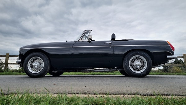 1979 MGB Roadster For Sale (picture 9 of 109)
