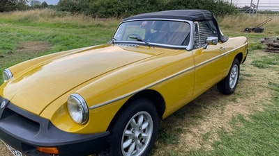 RESERVE LOWERED! - 1979 MGB Roadster