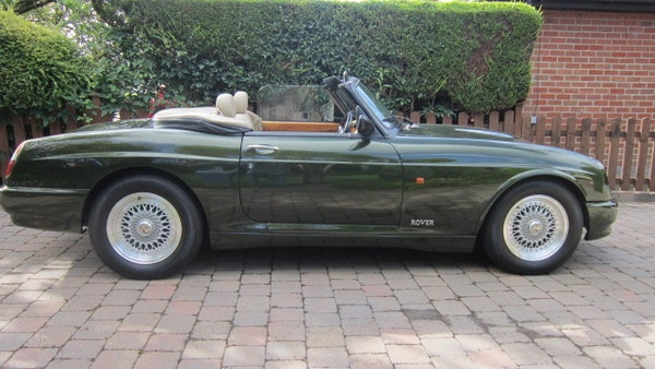 RESERVE REMOVED - 1994 MG RV8 For Sale (picture 5 of 110)