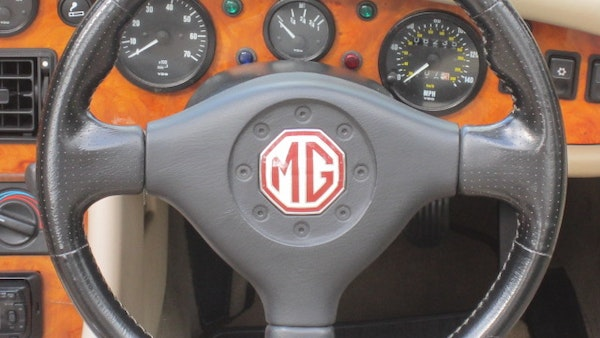 RESERVE REMOVED - 1994 MG RV8 For Sale (picture 20 of 110)