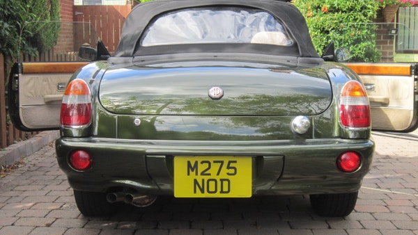 RESERVE REMOVED - 1994 MG RV8 For Sale (picture 12 of 110)