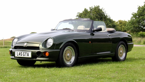 1994 MG RV8 For Sale (picture 11 of 105)