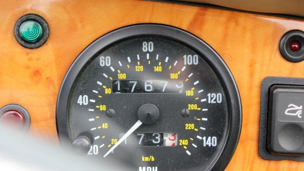 1994 MG RV8 For Sale (picture 20 of 105)